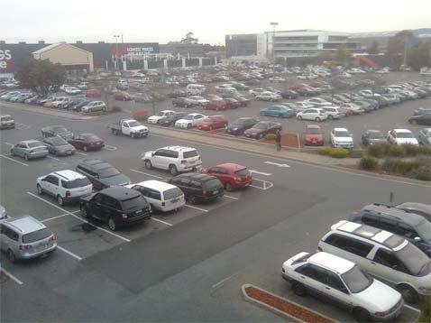 Administração de Estacionamentos - Grandes Áreas